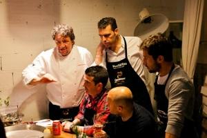 Curso de cocina en Valencia